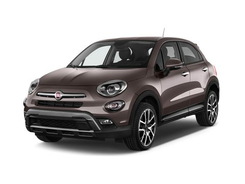 Fiat 500x 2017 United Arab Emirates