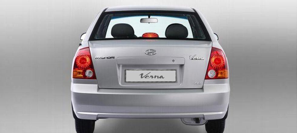 Hyundai Verna 2016, Egypt