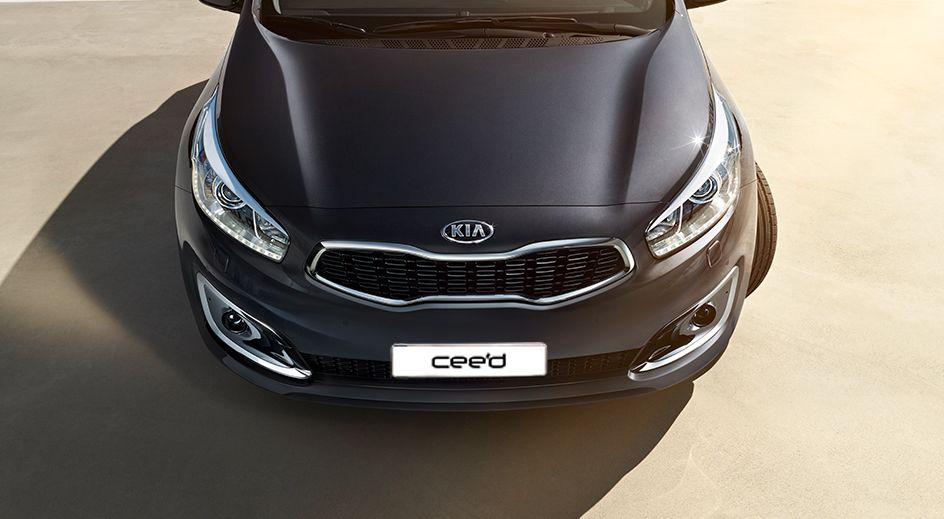 Kia Cee'd 2016, Egypt