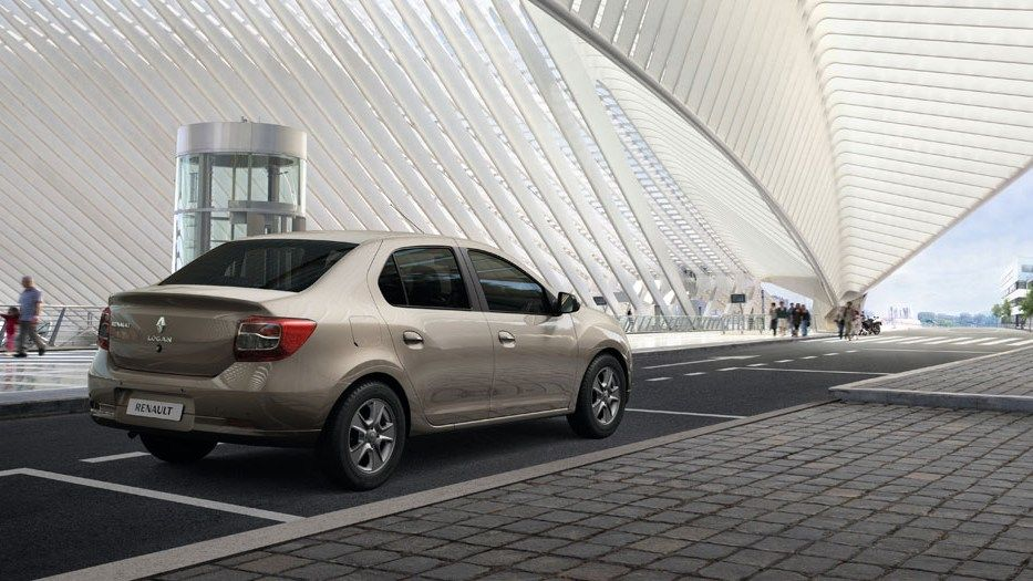 Renault Logan 2016, Egypt