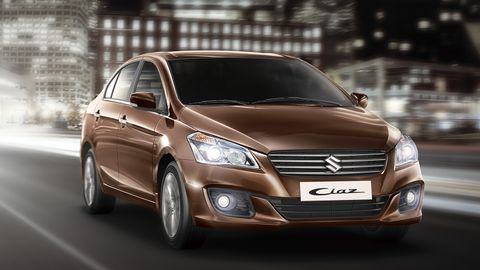 Suzuki Ciaz Price In Uae New Suzuki Ciaz Photos And Specs Yallamotor