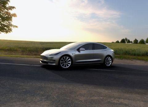 Tesla Model 3 2017 Standard United Arab Emirates Https Ymimg1