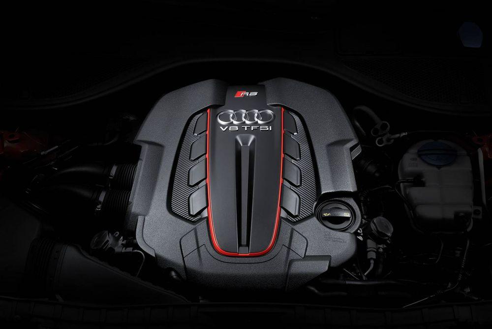Audi RS6 Avant Performance 2017, Kuwait