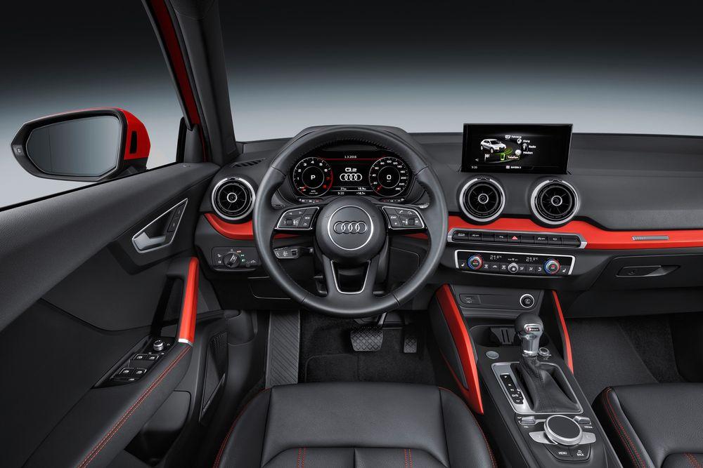 Audi Q2 2017, United Arab Emirates