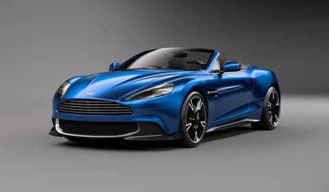Aston Martin Vanquish S Volante V In UAE New Car Prices - Aston martin vanquish gt price