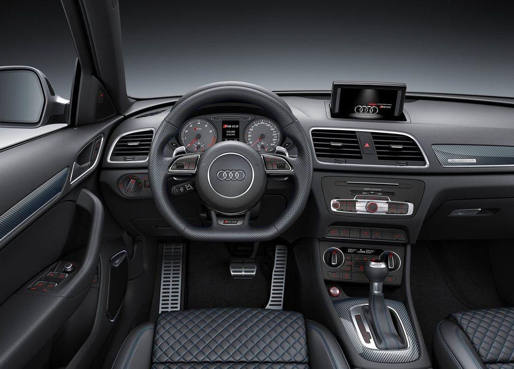 Audi RS Q3 2017, Kuwait
