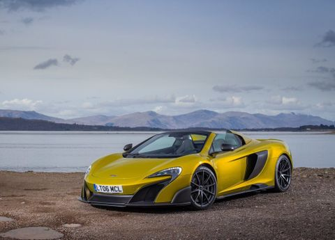 mclaren 675 lt 2017 coupe in uae: new car prices, specs, reviews