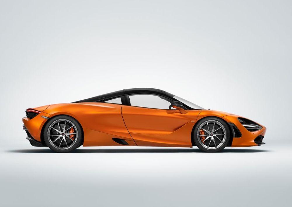 McLaren 720S 2017, Kuwait
