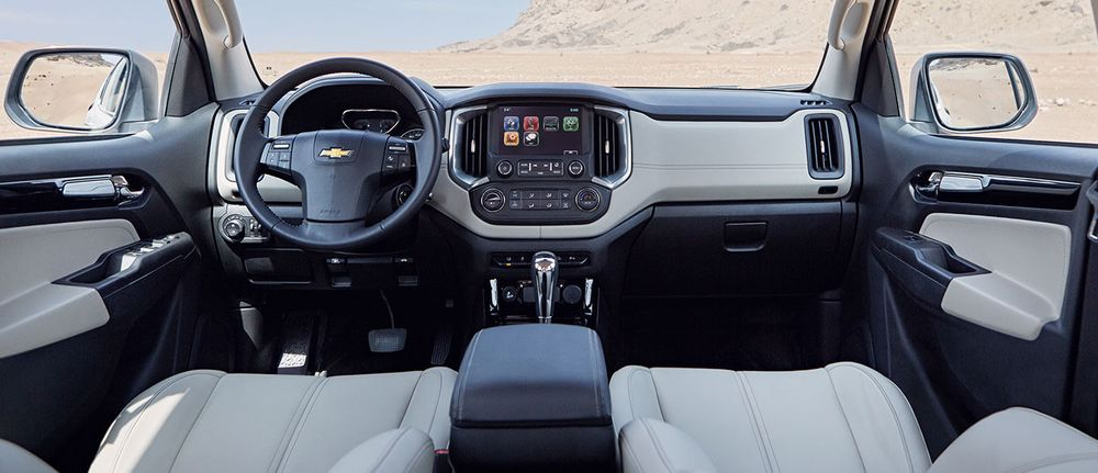 Chevrolet Trailblazer 2017, Qatar