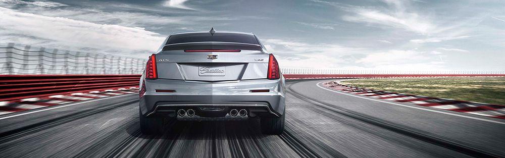 Cadillac ATS-V Coupe 2017, Saudi Arabia