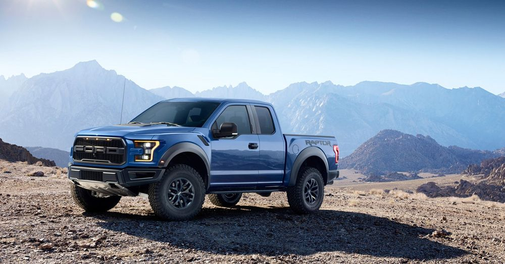 Ford F-150 Raptor 2017, Qatar