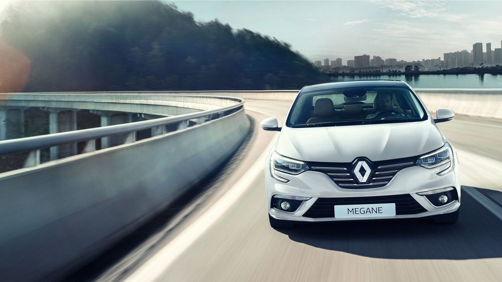 Renault Megane 2018, United Arab Emirates