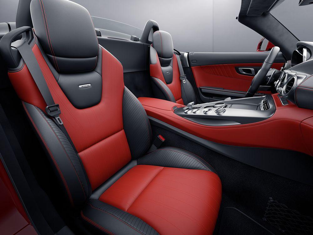 Mercedes-Benz AMG GT Roadster 2017, Bahrain