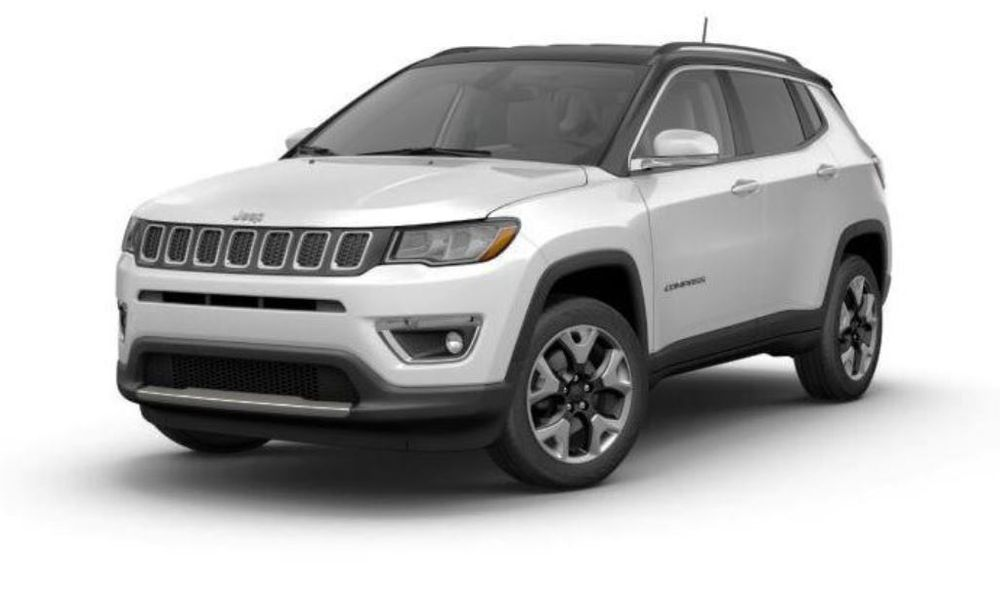 Jeep Compass 2018, Saudi Arabia