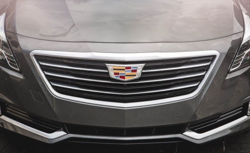 Cadillac CT6 Sedan 2018, Oman