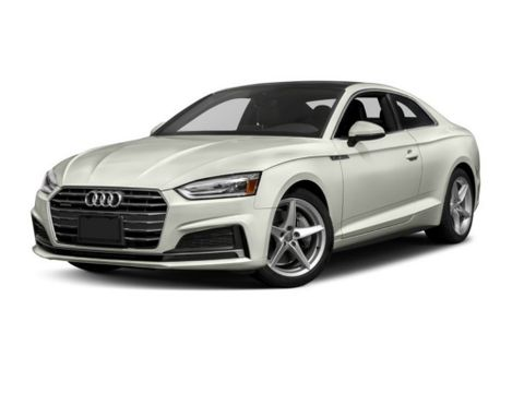 Audi A5 Coupe 2018, United Arab Emirates