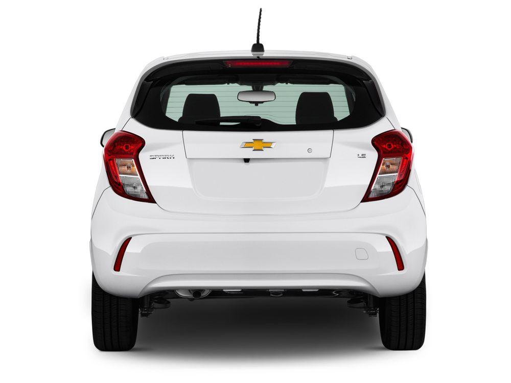 Chevrolet Spark 2018, Qatar