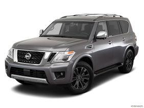 Nissan Patrol 2018 4.0L SE, Saudi Arabia