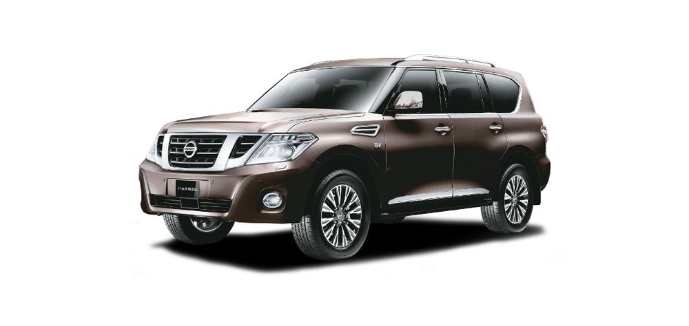 Nissan Patrol 2018, Qatar