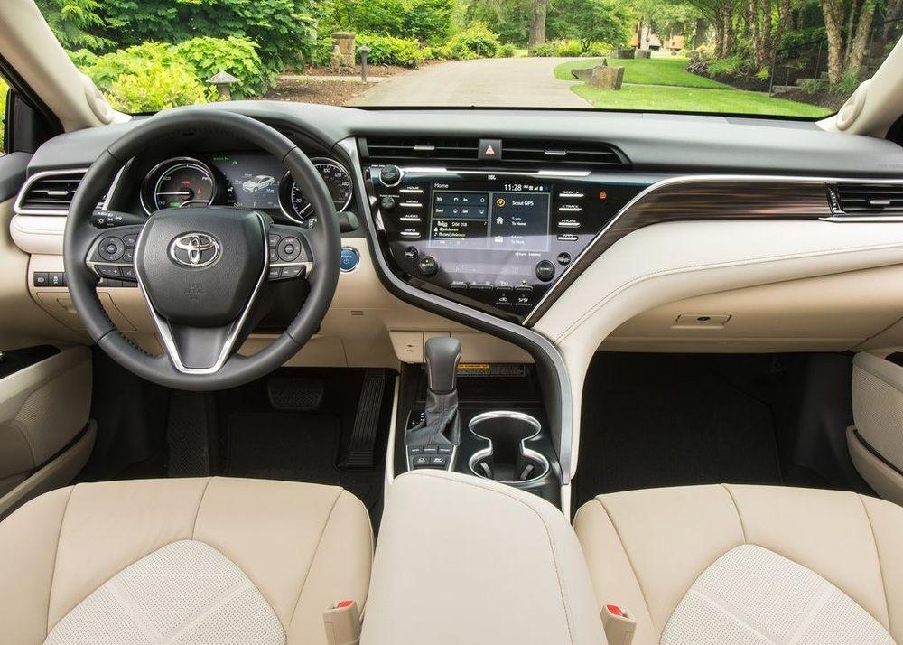 Toyota Camry 2018, Saudi Arabia