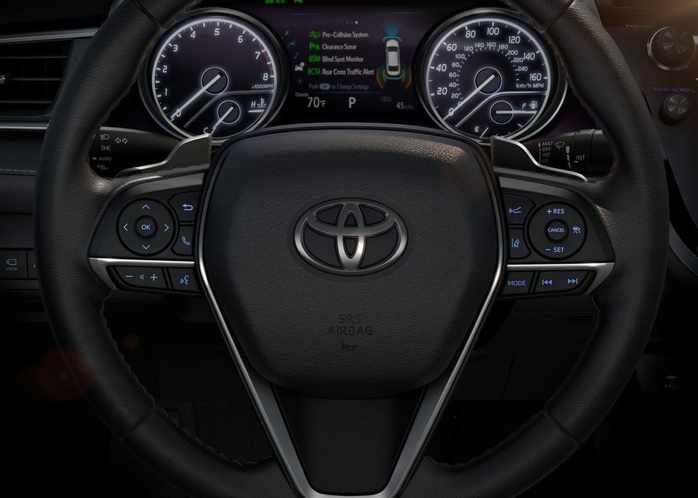 Toyota Camry 2018, Kuwait