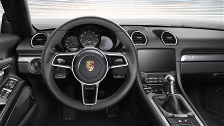 Porsche 718 2018, Kuwait