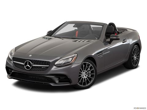 Mercedes-Benz SLC 2018, Kuwait
