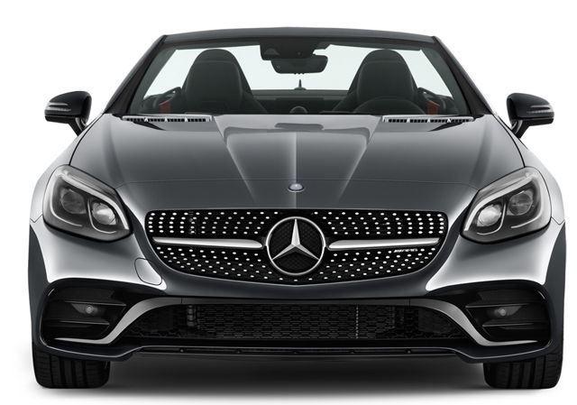 Mercedes-Benz SLC 2018, United Arab Emirates