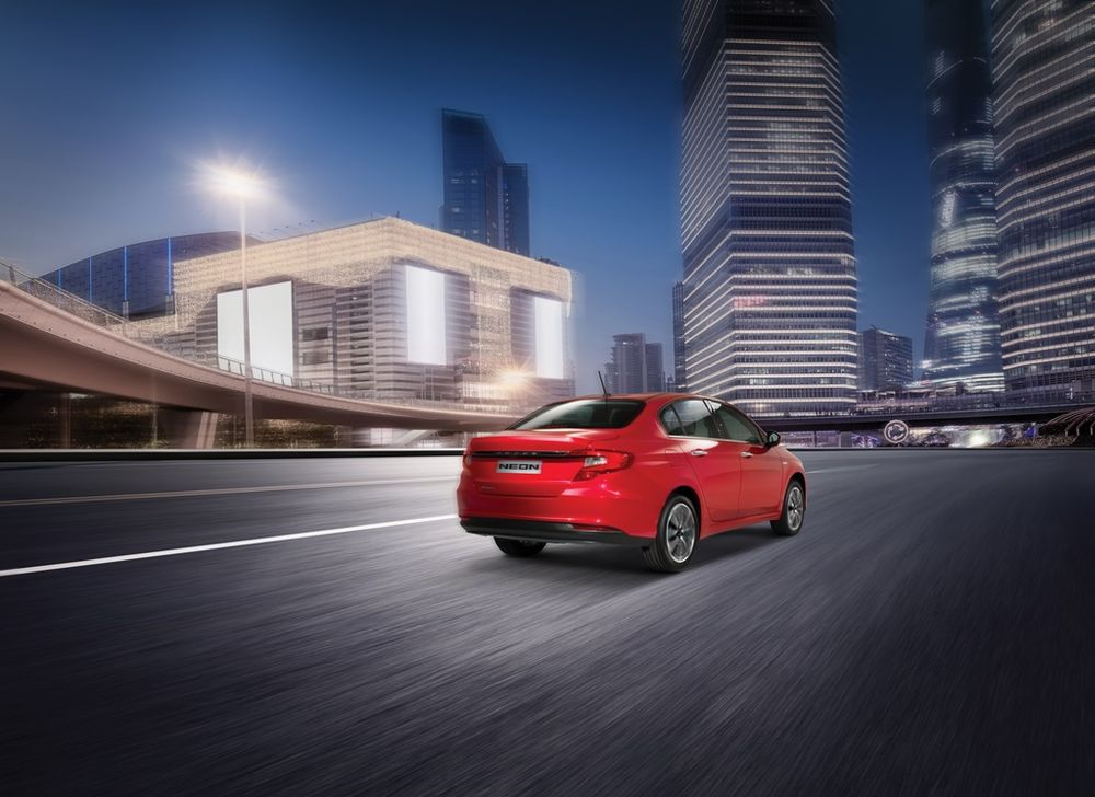 Dodge Neon 2018, United Arab Emirates