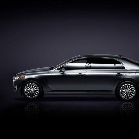 Genesis G90 2018 5 0l V8 Royal In Oman New Car Prices Specs