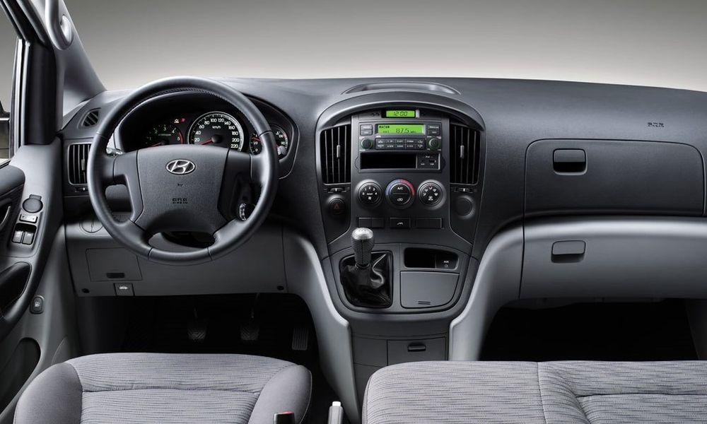 Hyundai H1 2018, Egypt