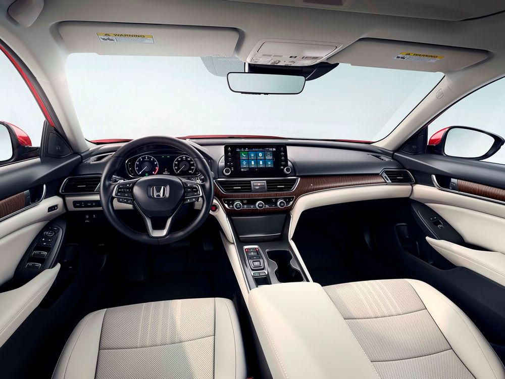 Honda Accord 2018, Qatar