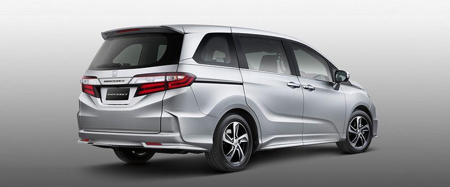 Honda Odyssey J 2018, Saudi Arabia