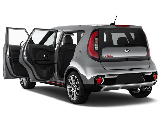 Kia Soul 2018, United Arab Emirates
