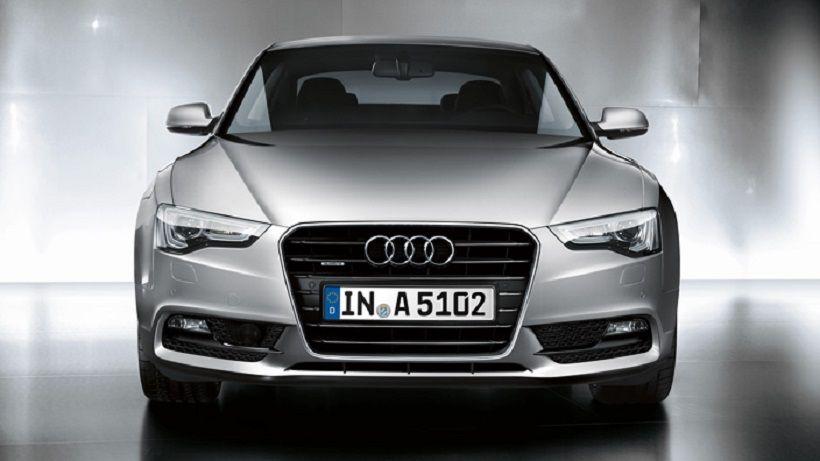 Audi A5 Coupe 2013, Kuwait