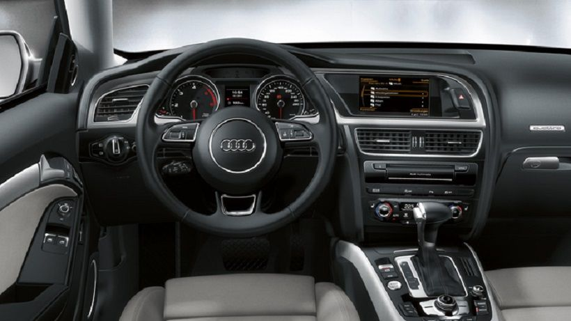 Audi A5 Coupe 2013, Saudi Arabia
