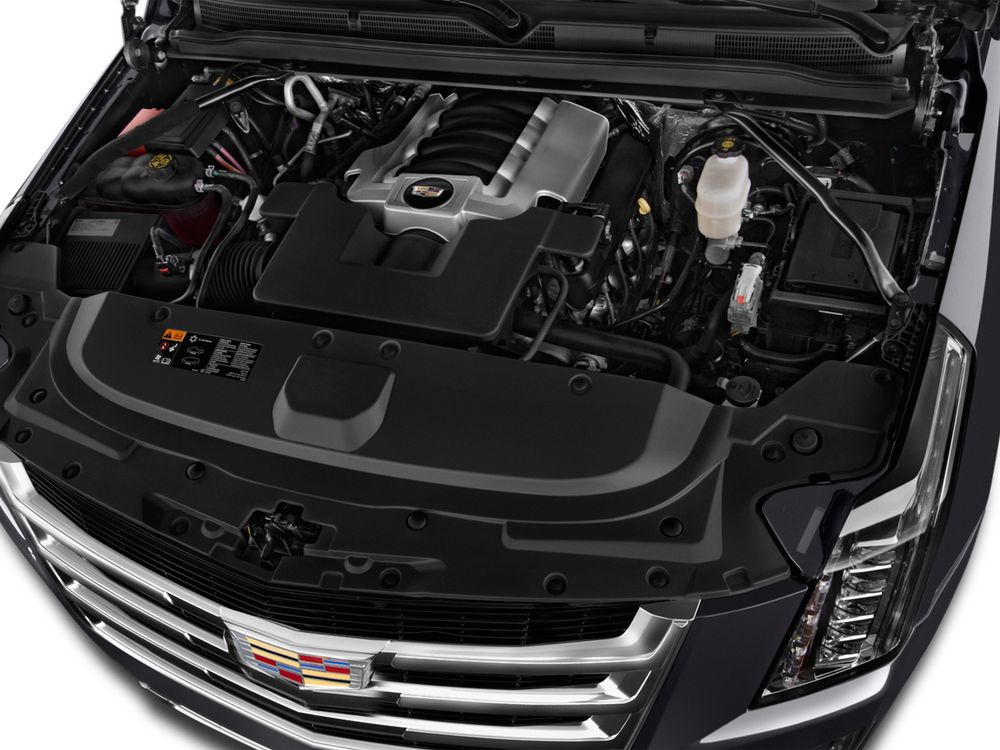 Cadillac Escalade 2018, Kuwait
