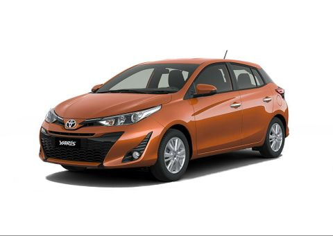 Toyota Yaris 2018, United Arab Emirates
