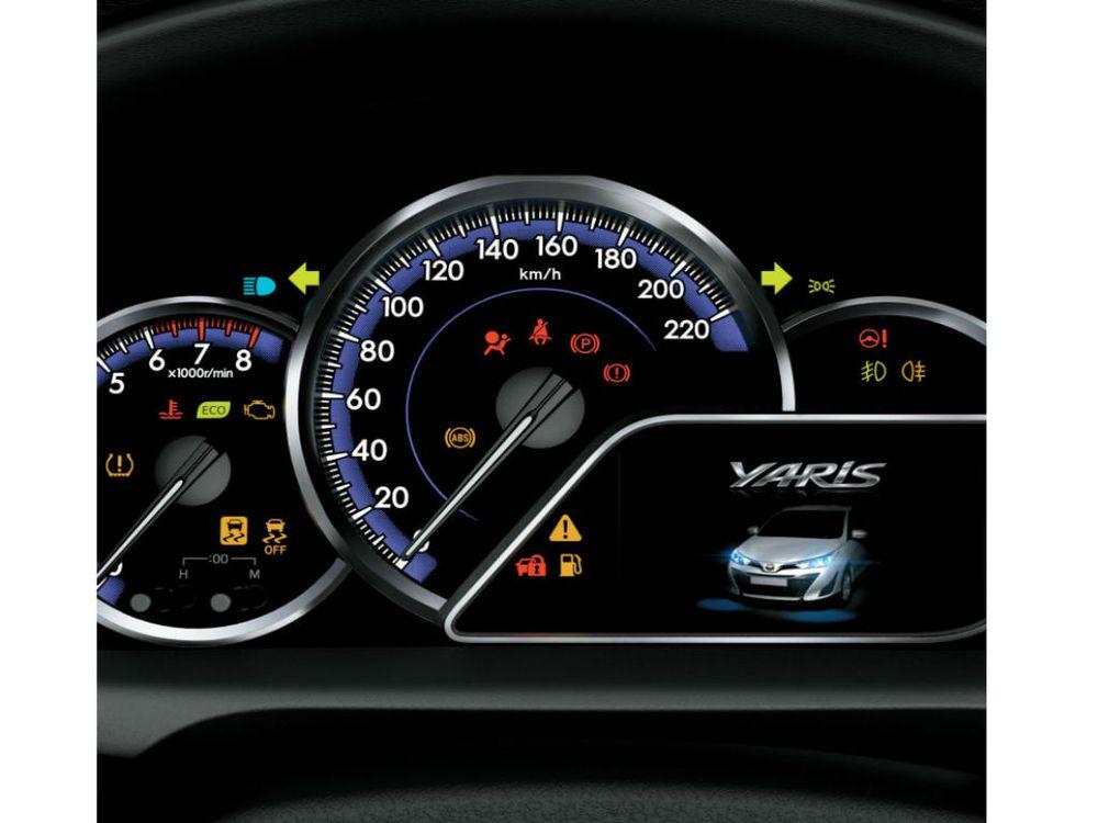 Toyota Yaris 2018, Saudi Arabia