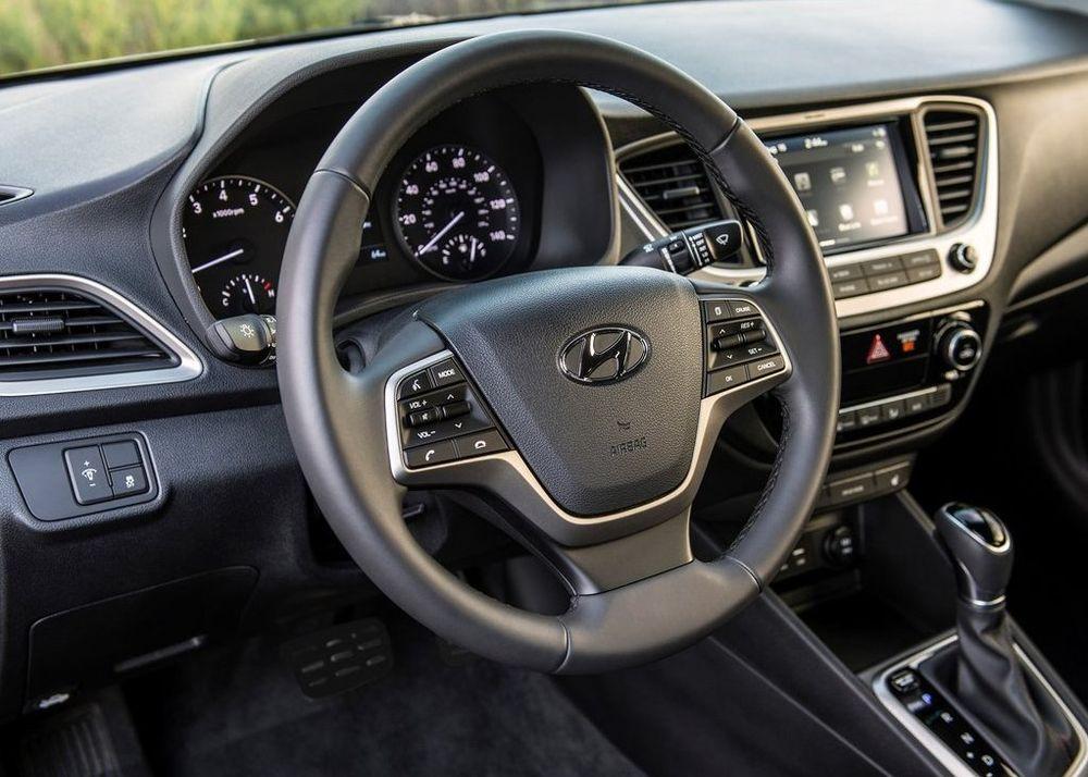 Hyundai Accent 2018, Kuwait