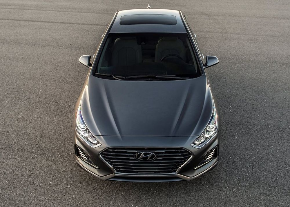 Hyundai Sonata 2018, Kuwait