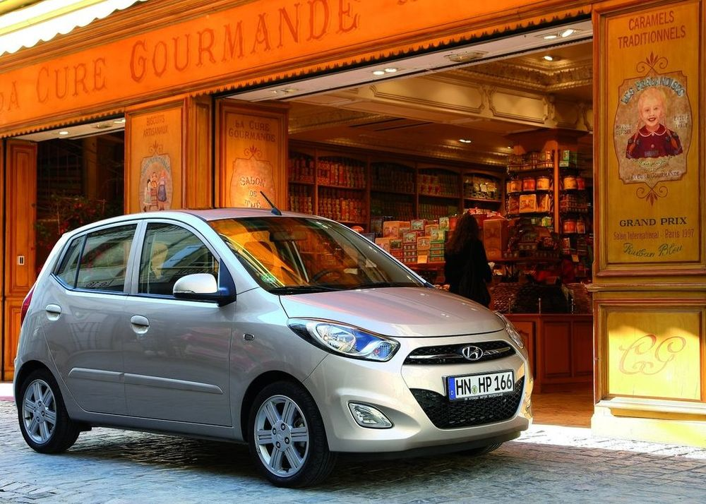 Hyundai i10 2018, Oman