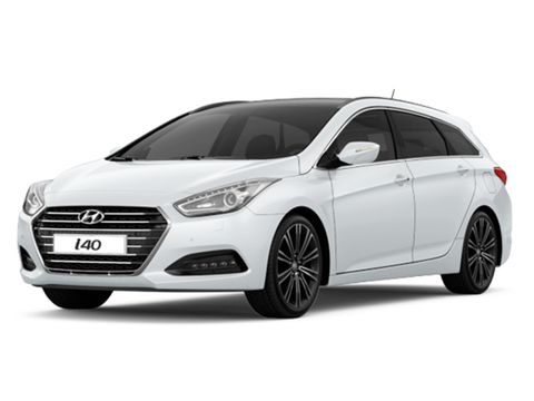 Hyundai i40 2018, Oman