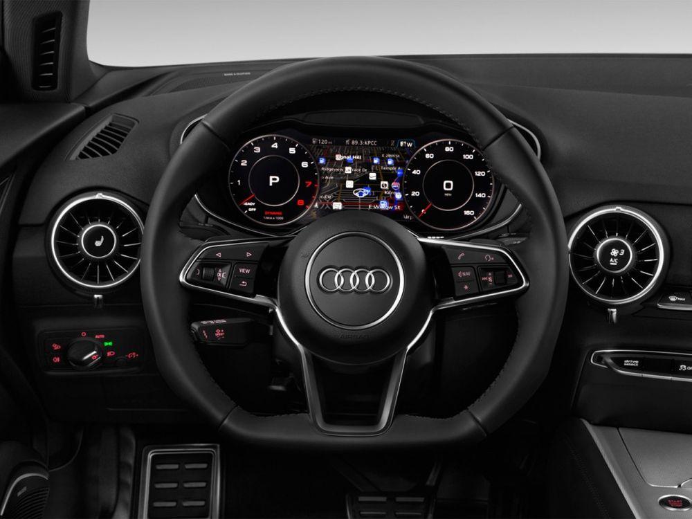 Audi TT 2018, Kuwait