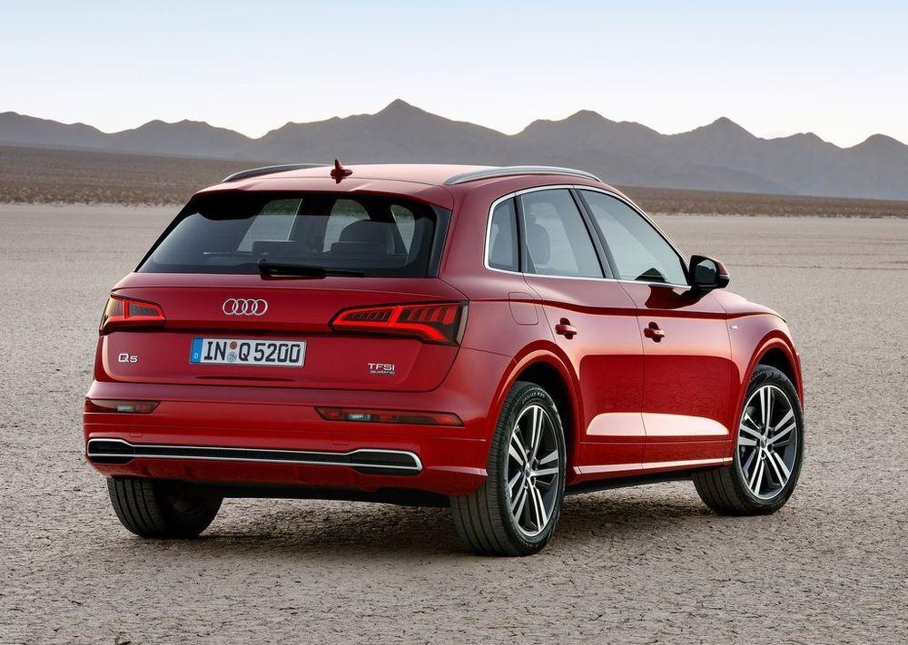 Audi Q5 2018, Kuwait