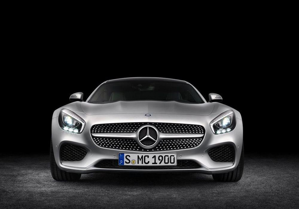 Mercedes-Benz AMG GT 2018, Saudi Arabia
