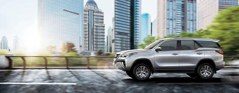 Toyota Fortuner 2018, Saudi Arabia