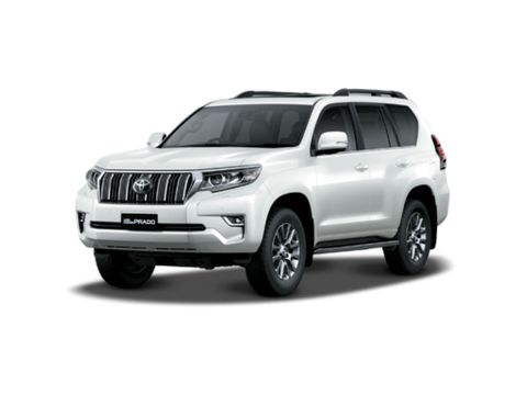 Toyota Land Cruiser Prado Price in Saudi Arabia - New ...