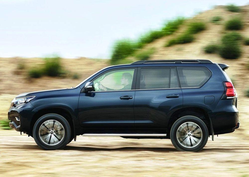 Toyota Land Cruiser Prado 2018, Qatar