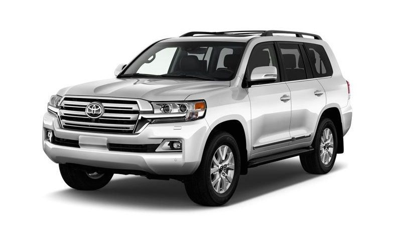 Toyota Land Cruiser 2018, Saudi Arabia